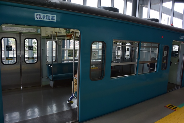 鉄道博物館 103系電車