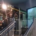 鉄道博物館 D51シミュレータ