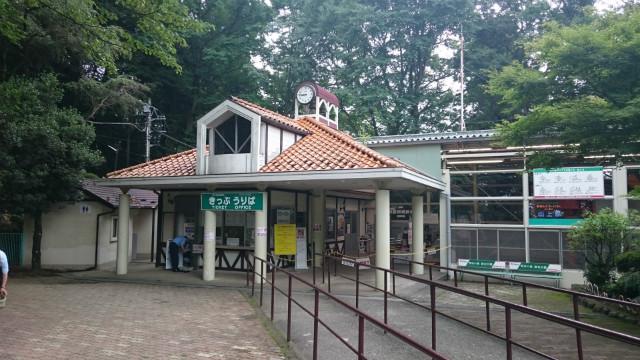 高尾山 リフト 山上駅