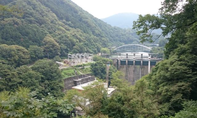相模湖ダム