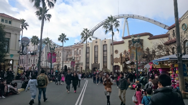 USJ ハリウッド・エリア