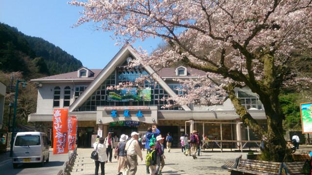 高尾山 清滝駅
